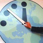 週末時計が30秒進み東西冷戦以来の危機に!