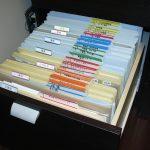 効率的に過ごす家庭の書類整理術